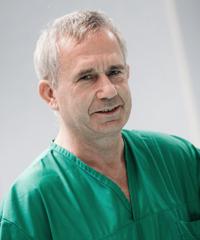 prof. Stanisław Molski - chirurg naczyniowy, angiolog