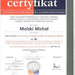 Pierwszy w regionie certyfikowany flebolog