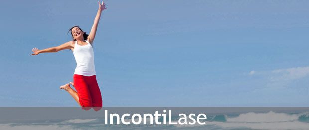 IncontiLase - laser treatment of stress urinary incontinence Eskulap Hospital Bydgoszcz Poland