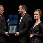 doc.Stanisław Molski odbiera wyróżnienie EuroSymbol Innowacji
