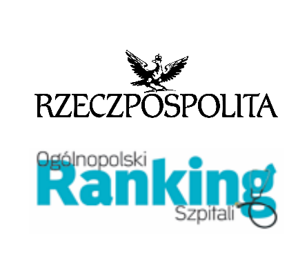 Awans na 4 miejsce w rankingu szpitali