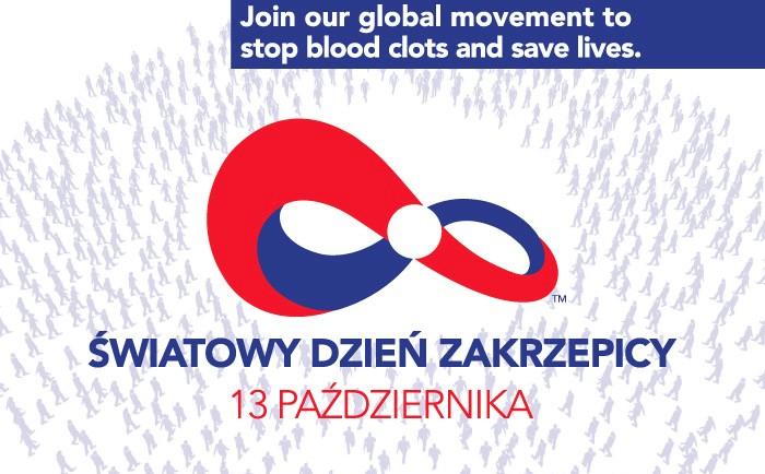 Dołącz do akcji Światowy Dzień Zakrzepicy