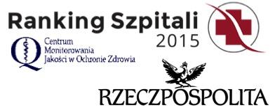 Jesteśmy wśród najlepszych szpitali w Polsce