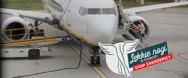 Czy bać się zakrzepicy w samolocie i jak jej uniknąć?