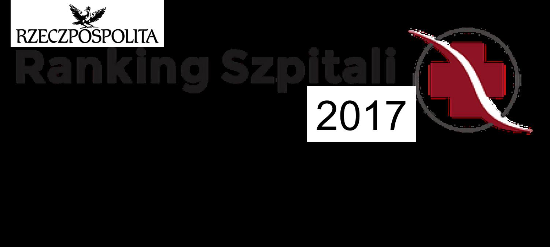 Eskulap na 2. miejscu w Rankingu Szpitali 2017