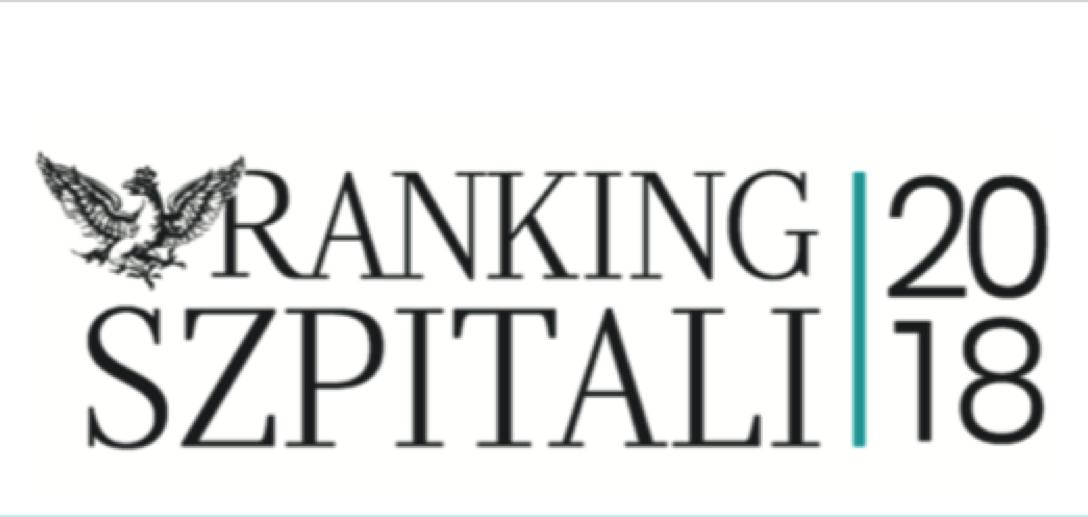 II miejsce w Polsce w Rankingu Szpitali pozasieciowych!