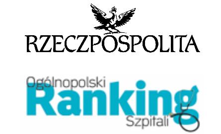 7. miejsce w regionie w Rankingu Szpitali 2020
